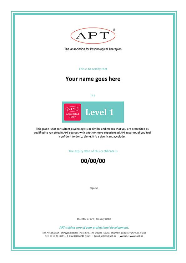Tutor Certification Program Online Picsbud