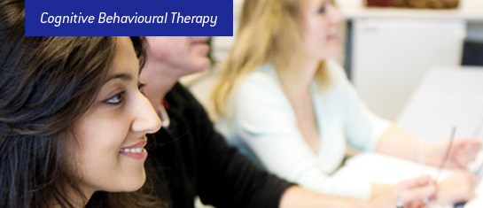 Cognitive Behavioural Therapy training
