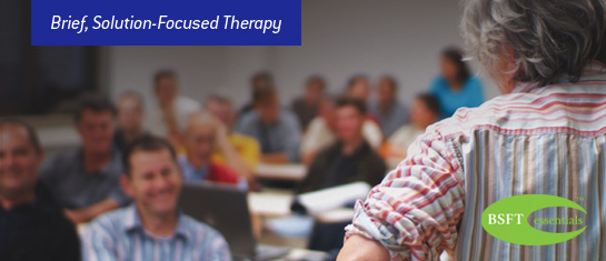 Solution Focused Therapy course